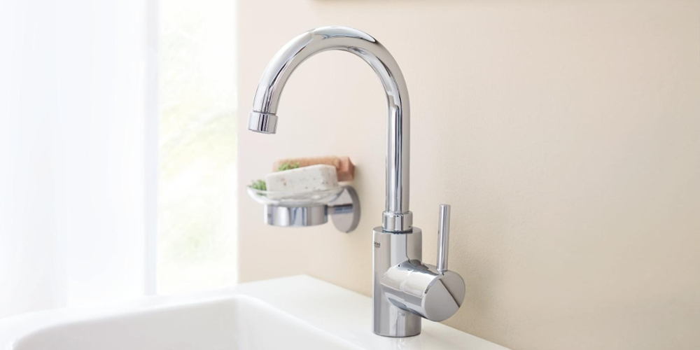 Grohe Concetto washbasin faucet;