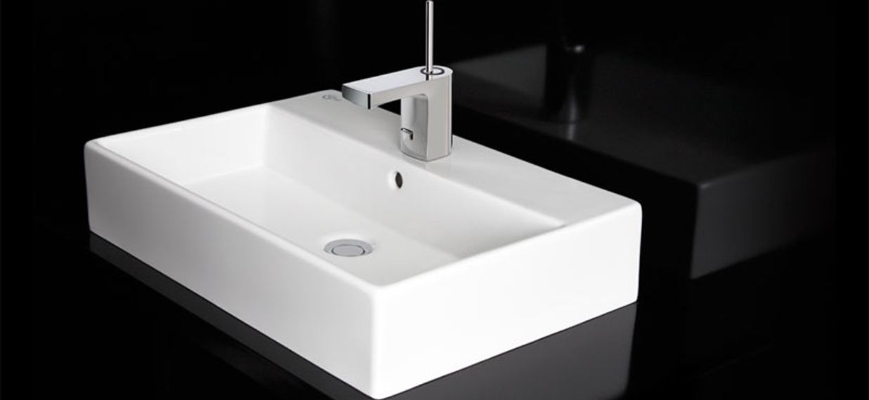 Washbasin complete sets